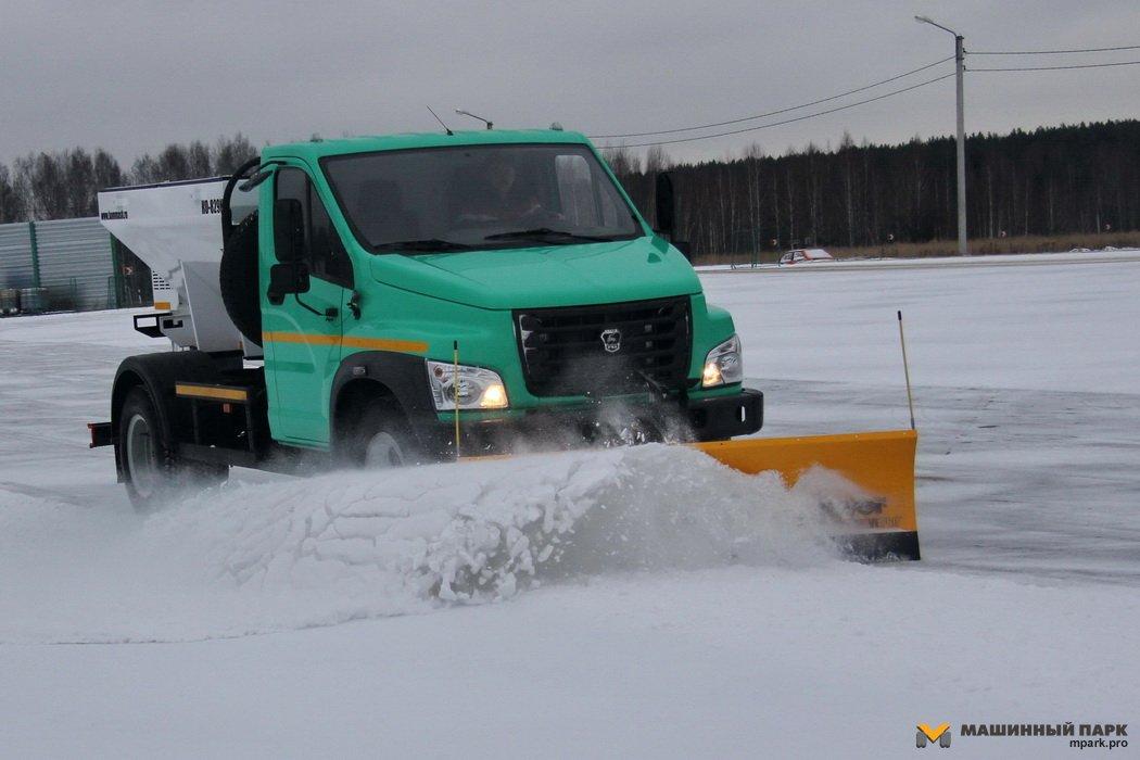 Снегоуборщик NEXT