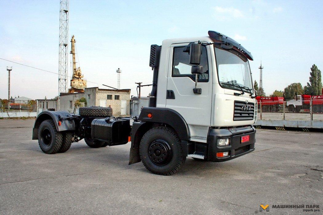КрАЗ-5401Н2. City-версия