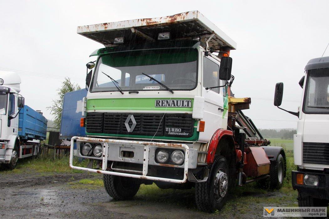 Renault K. Генеалогическое древо
