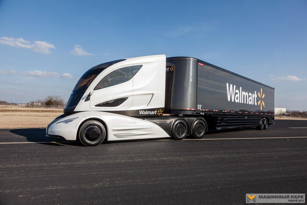 SUPER-ПУПЕРЫ. Американские truck-концепты для экономии топлива
