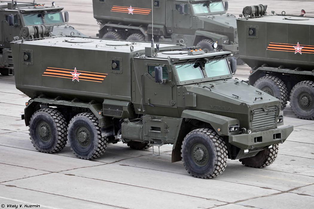 Военный парад 2015 года в Москве. Премьеры к 70-летию Победы