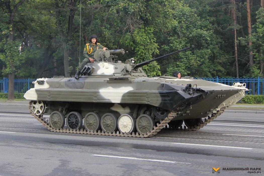 Парады в Минске. Классика армейской техники. Антология 2010-2015