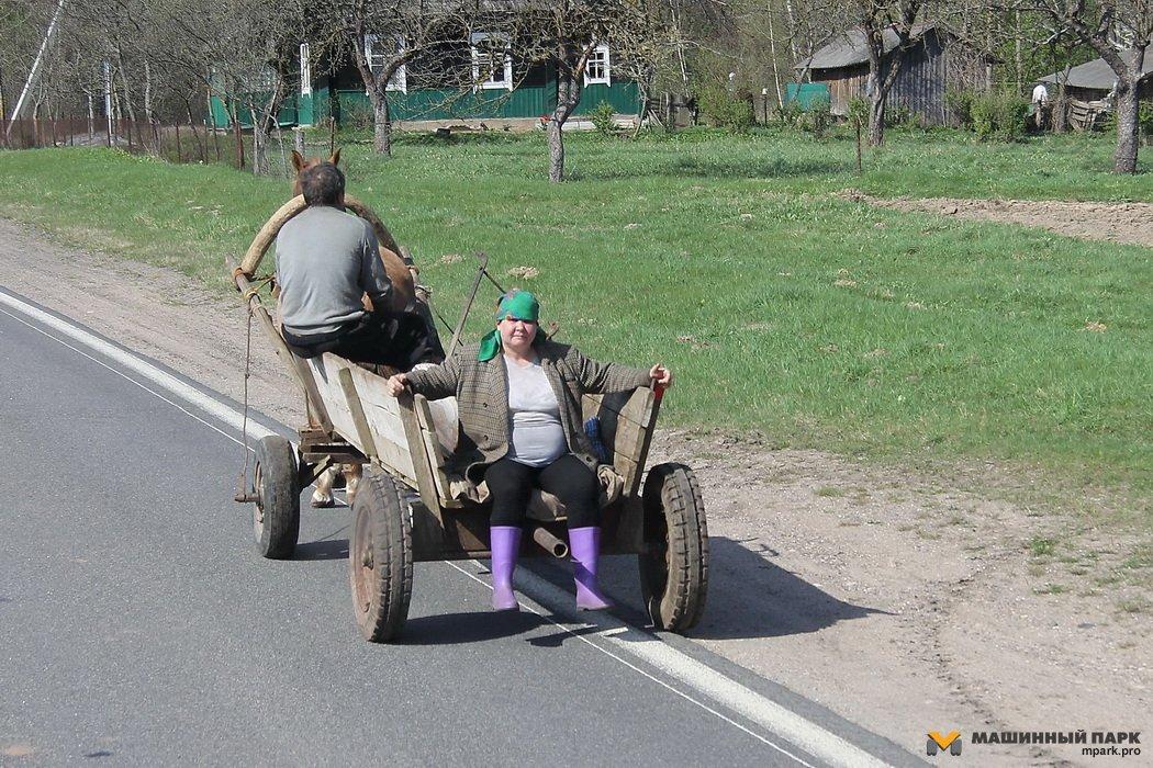 В Париж! Renault T в белорусской глубинке