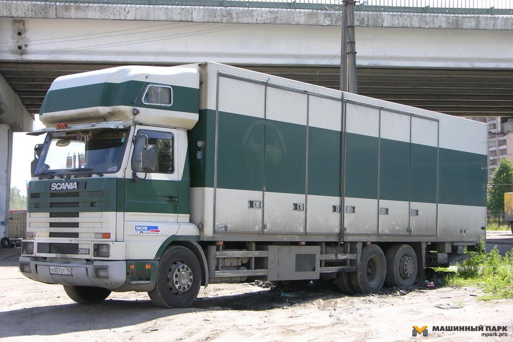 История Scania. Эволюция аэродинамической серии Streamline