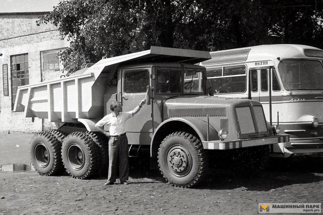 Хребтовые. Антология Tatra в СССР и России