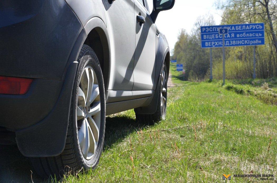 Nokian Hakka Blue SUV. Ресурсный тест. Первые 9000 км