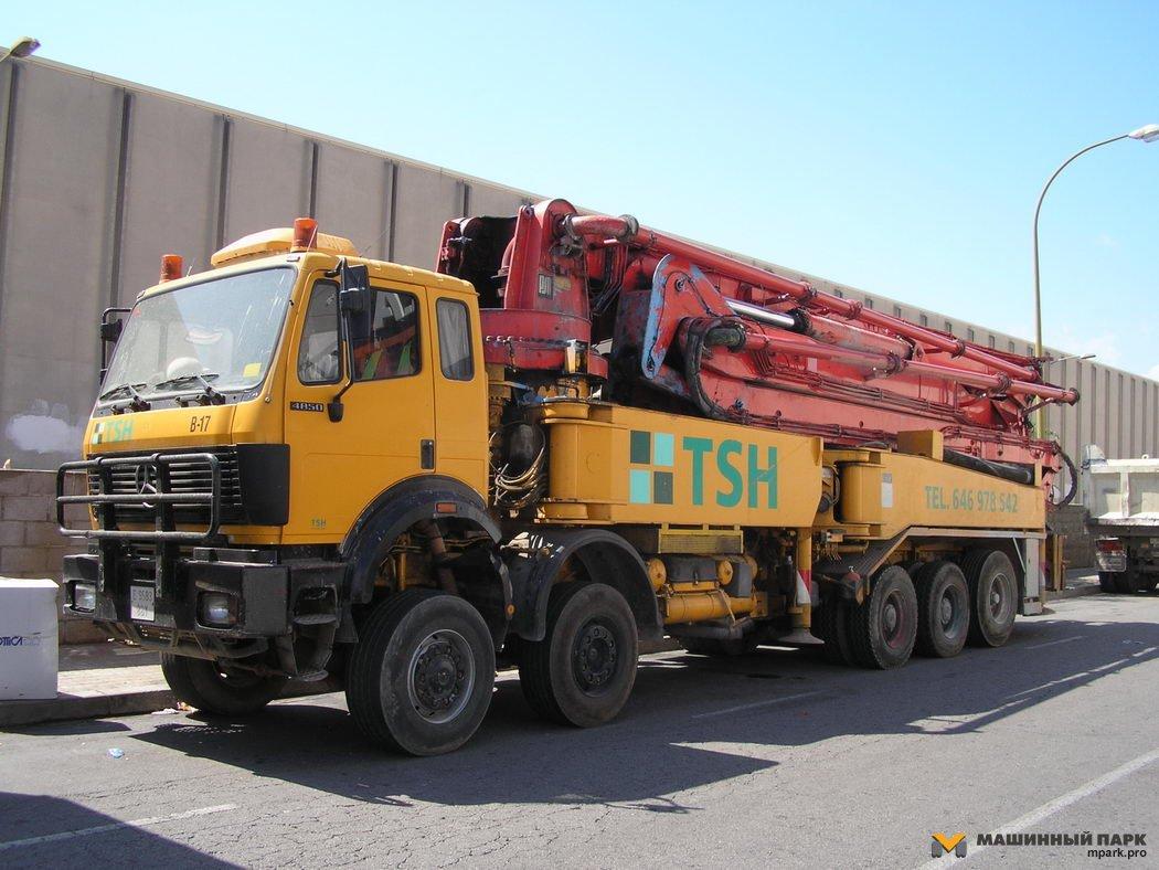 Пять осей для грузовика. Эволюция европейского опыта