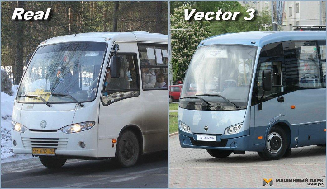 Группа ГАЗ. Младший Vector на шасси Isuzu. Детальный обзор