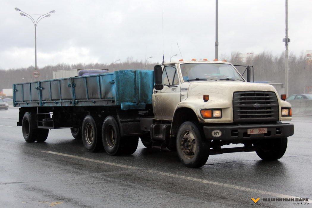 Американские грузовики в России и СНГ. Хроника пришествия