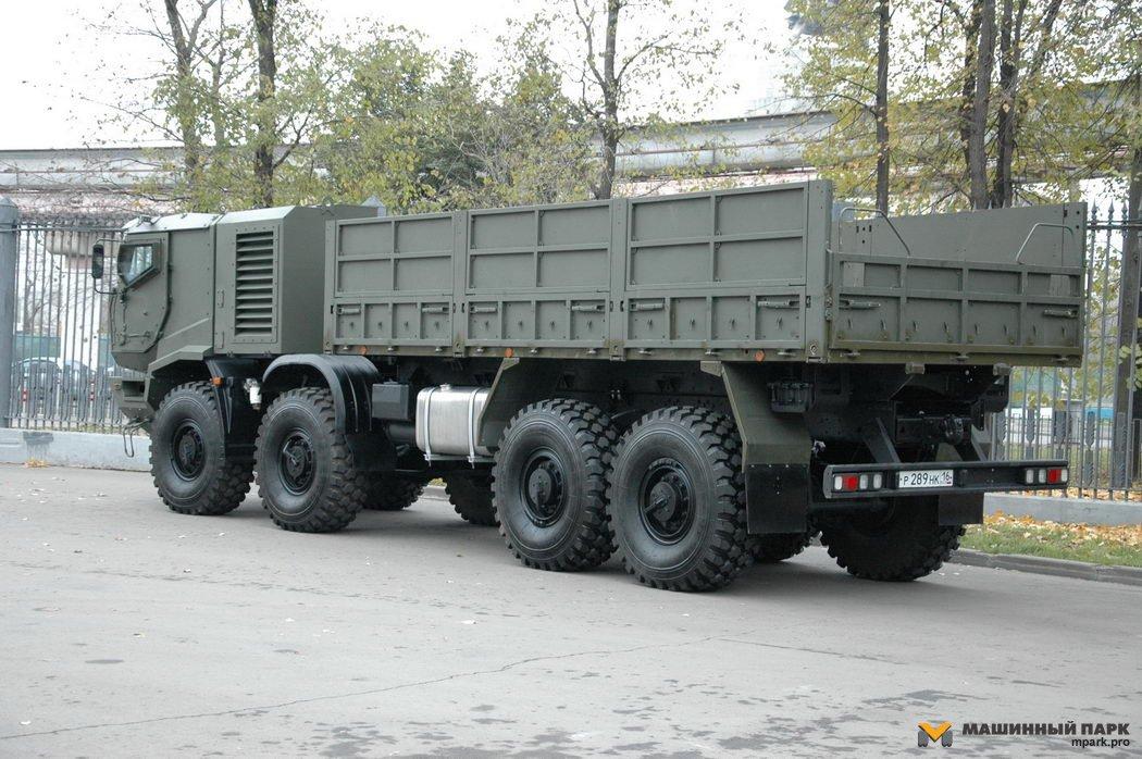 """КАМАЗ-6560М """"Торнадо"""". Волк среди овчарок. Детальный обзор"""