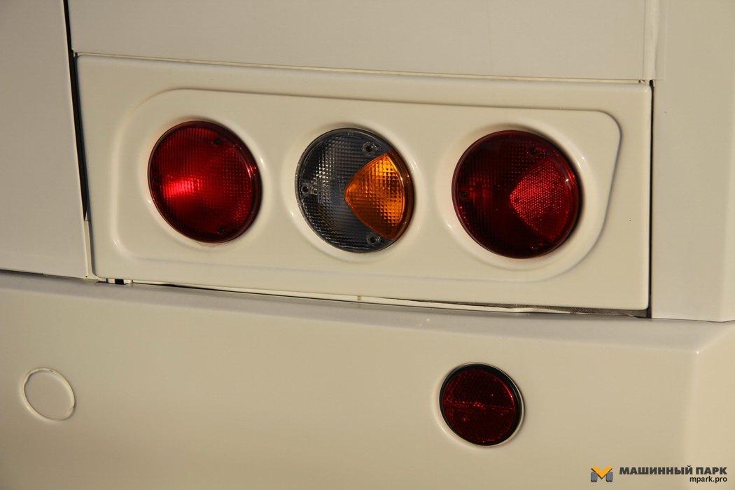 ПАЗ-32053. Классика в рестайлинге. Детальный обзор