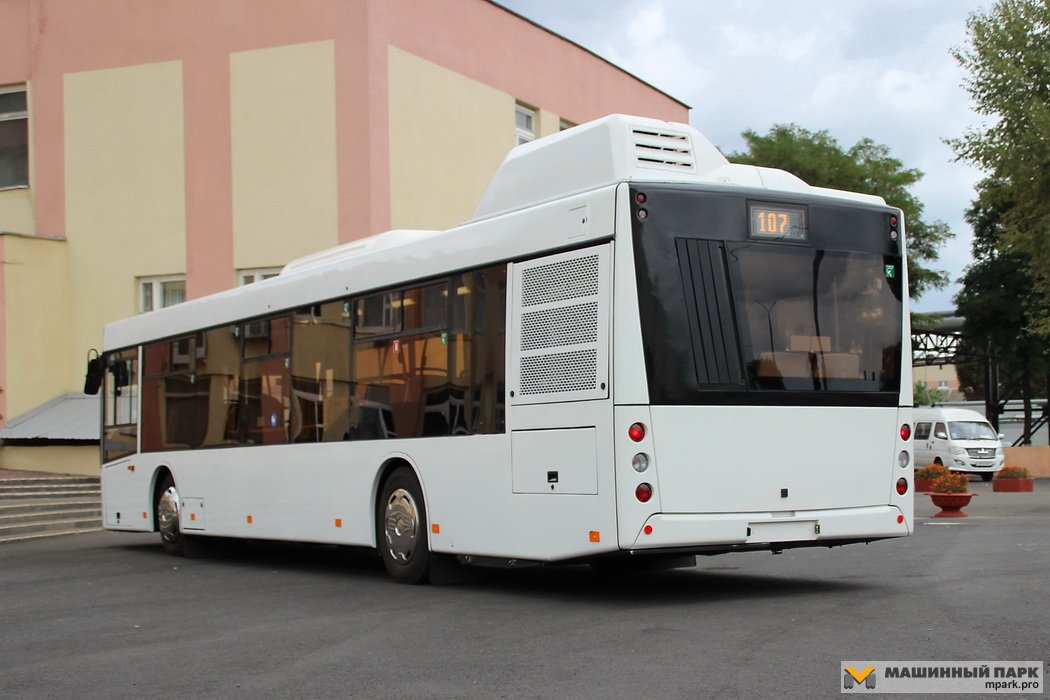 ActroMAZ-5440M9. Конструкция и экстерьер