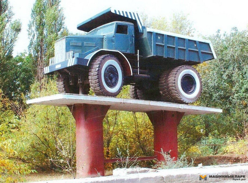 «МНЫХ НЕУСТАННО». Судьба последнего МАЗ-525