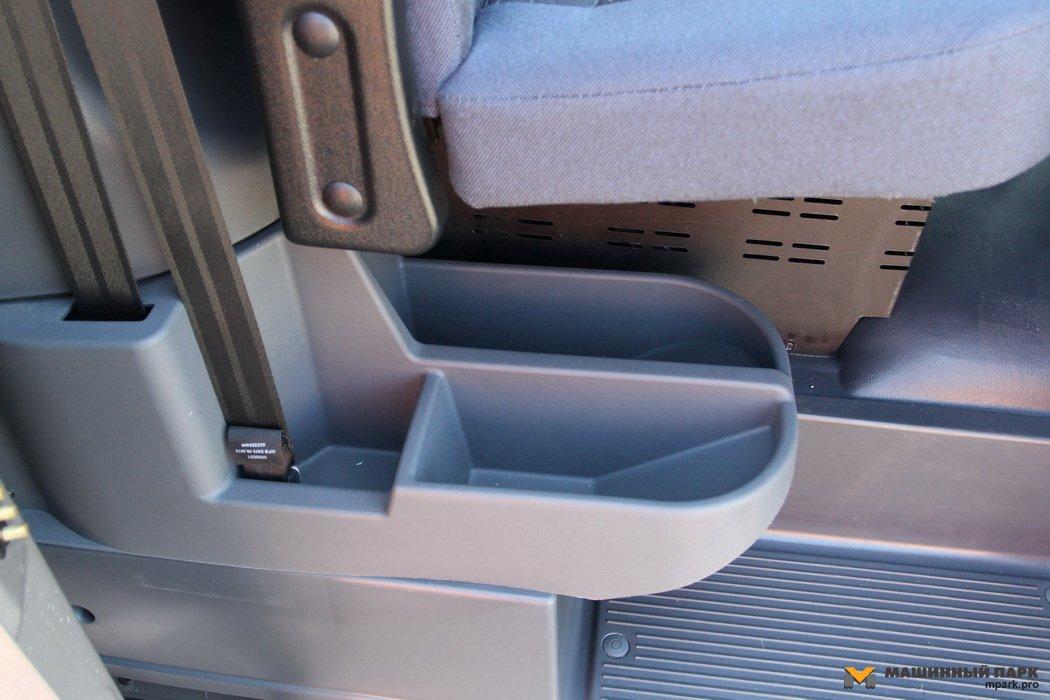 GAZelle Next Van. Экспресс-обзор нюансов