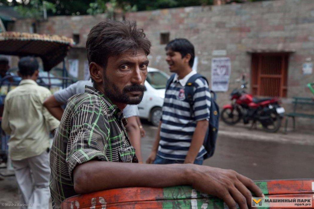 Индия малогрузовая глазами очевидца. Велики, рикши и тук-туки