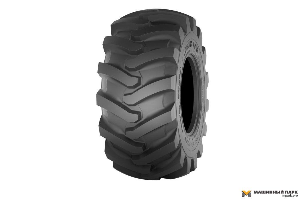 Nokian Logger King LS-2. «Лесо-индустриальная» новинка шинной индустрии