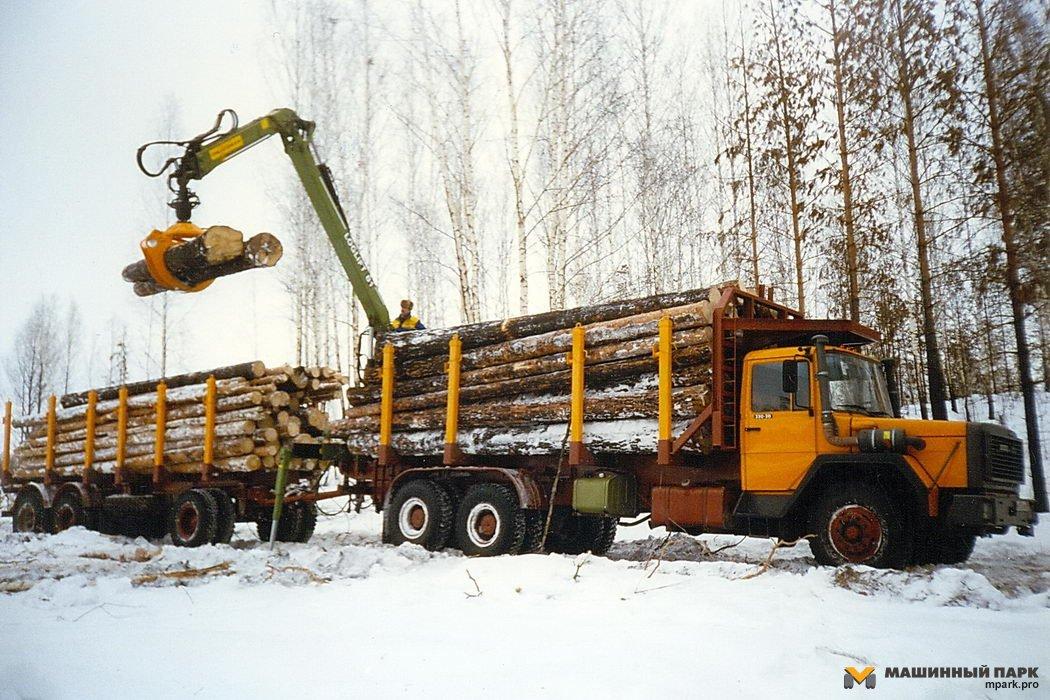 """""""Нашемарки"""" в лесовозном деле"""