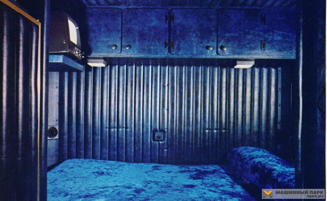 Спальник для дальнобойщика. Эволюция. Часть 5. 1970-1980-е