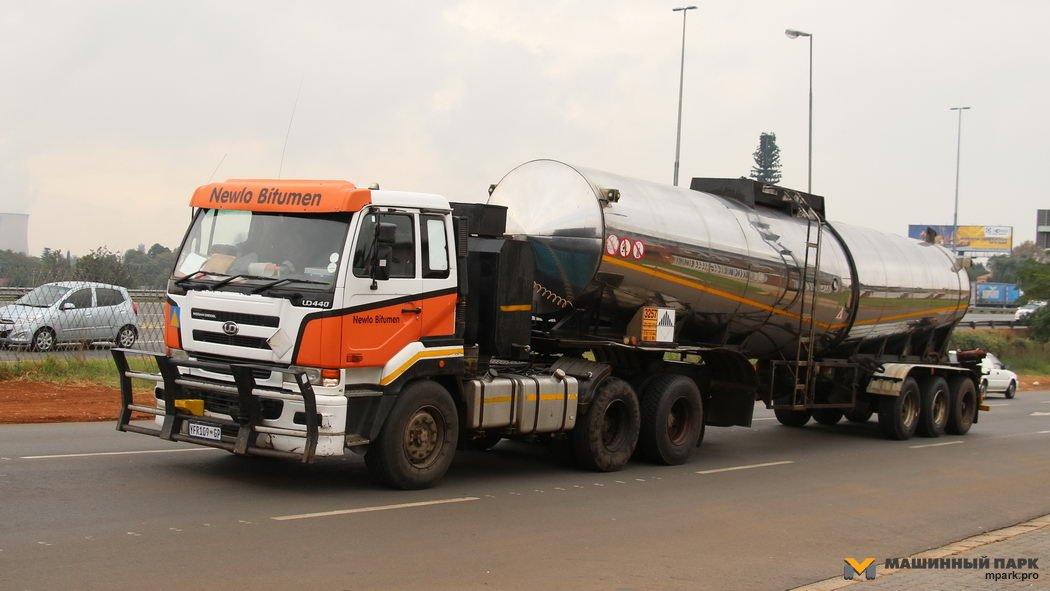 Афроамериканцы, афрокитайцы, афрошведы и прочие грузовики ЮАР. Споттинг-экскурс